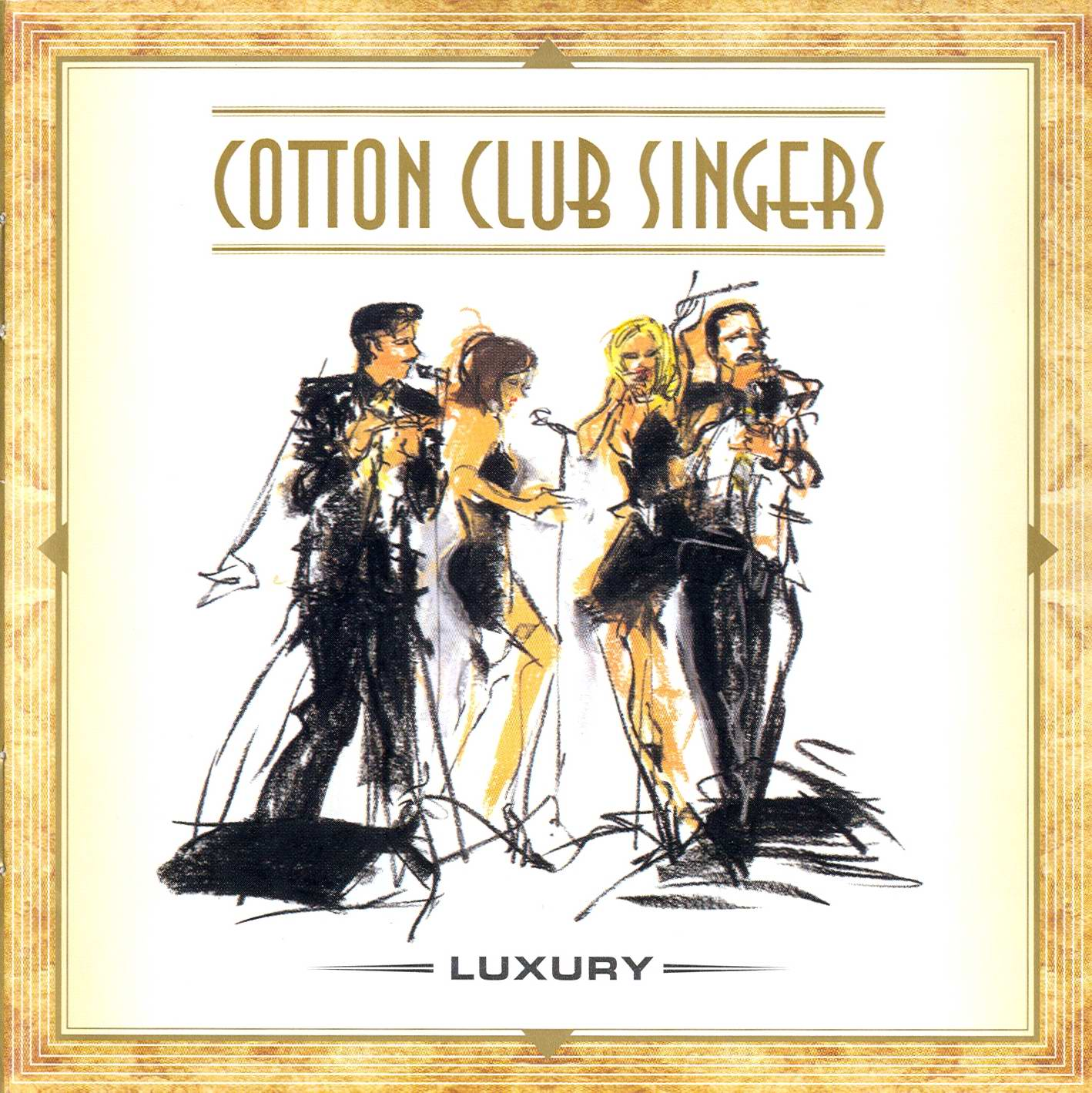 Cotton Club Singers Luxory