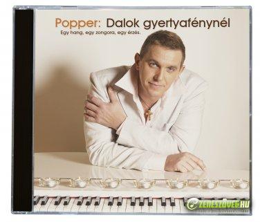 Popper Péter Dalok gyertyafénynél
