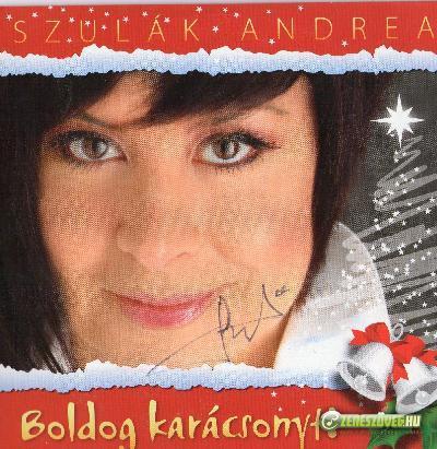 Szulák Andrea Boldog karácsonyt!