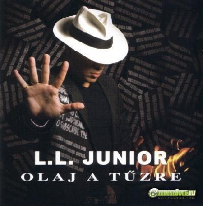 L.L. Junior Olaj a tűzre