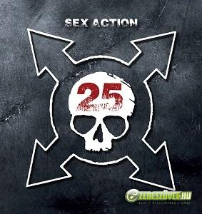 Sex Action 25. (CD+DVD)